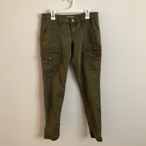 STS Blue Denim - STS Blue green cargo jeans
